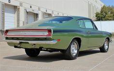 1969 Plymouth Barracuda for sale - Hemmings Motor News 60s Muscle Cars, Drag Racing, Auto Racing, Plymouth Satellite, Plymouth Barracuda, Chevy Nova, Dodge Dart, Lamborghini Gallardo, Automobile