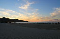   90 mile beach, sunset
