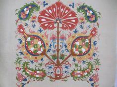 Skyros ΡΟΔΙΑ: Συμβολο γονιμοτητας για την γυναικα και ευημριας για το νιοπανρο ζευγαρι Embroidery Art, Embroidery Stitches, Embroidery Patterns, Diy And Crafts, Arts And Crafts, Fashion Design Template, Greek Design, Fabric Art, Pattern Art