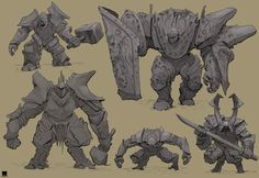 ArtStation - Weekly Sketches #24, Sebastian Luca