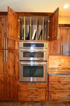 Bertch Quincy Rustic Alder Dawn New Kitchen, Kitchen Ideas, Kitchen Design, Traditional Modern Kitchens, Bertch Cabinets, French Door Refrigerator, Home Remodeling, Dawn, Kitchen Remodel