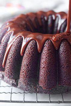 Chocolate Fudge Bundt Cake Recipe