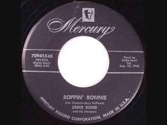 Eddie Bond Boppin' Bonnie