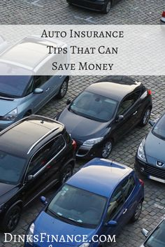 Car insurance rates can fluctuate from time to time. Here's several auto insurance tips that you'll find helpful if you're looking to save money on your premiums. #savingmoney #carinsurancetips #savingmoneyoncarinsurance #autoinsurance