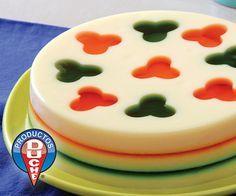 GELATINA  CON TREVOLES. http://www.duche.com/recetas/146/146-23.html  an image
