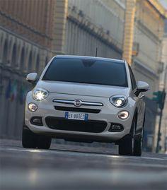 Le nouveau Crossover Fiat 500X.