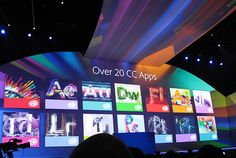 Adobe releases much anticipated Creative Cloud