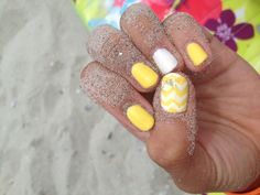my summer nails:) #http://buzzy-a-bee.blogspot.com/2013/07/back-from-my-beach-vacay.html?m=1