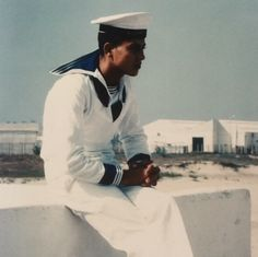 Sailor in Tangier, 70's by Peter Hinwood IG
