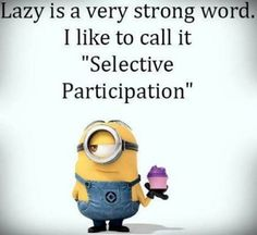 New quotes funny minions hilarious life ideas Minions Images, Minion Pictures, Funny Pictures, Funny Minion Memes, Minions Quotes, Funny Jokes, Minion Humor, Lazy Quotes Funny, Minion Sayings