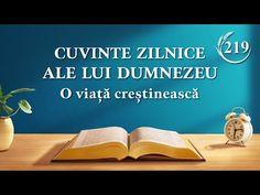 Acum este timpul când Duhul Meu creează lucruri mărețe și timpul când încep lucrarea Mea printre neamuri.   #Cuvinte_zilnice_ale_lui_Dumnezeu #Dumnezeu #evlavie #O_lectură_a_Cuvântul_lui_Dumnezeu #hristos #rugaciuni #Biblia  #Evanghelie #Cunoașterea_lui_Dumnezeu Christian Films, Christian Life, Devotion Of The Day, Films Chrétiens, Bible Quotes Images, Jesus Second Coming, E 500, Saint Esprit, Daily Word