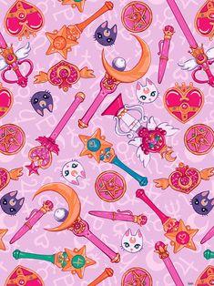 hholmesart: Sailor Moon Mish Mash <3