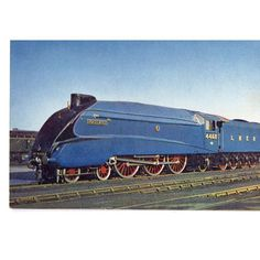 J Arthur Dixon LNER 4-6-2 No 4468 A4 the Mallard Postcard Listing in the Rail,Transportation,Postcards,Collectables Category on eBid United Kingdom | 146072794