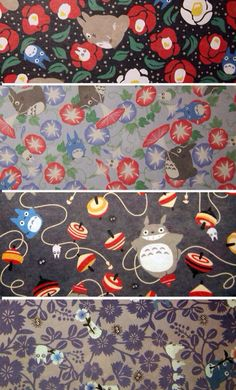 I want to paper my future child's nursery in one of these Studio Ghibli Totoro origami papers... http://lalalalala-thatsme.tumblr.com/post/79371181649/thebabybabushka-totoro-origami-paper-want Miyazaki is the best :3
