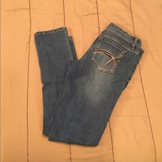 Rue 21 Skinny Jeans Bought new. Worn twice. Smoke and pet-free home. Rue 21 Jeans Skinny