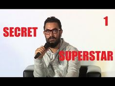 SECRET SUPERSTAR teaser launch | Aamir Khan, Advait Chandan | PART 1 Aamir Khan, Teaser, Gossip, Superstar, Interview, Product Launch, Youtube, Fictional Characters, Fantasy Characters