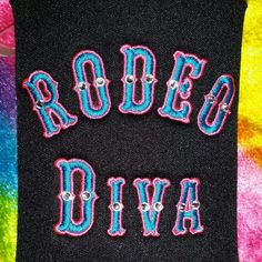 Rodeo koozie Designs by LuLaBell