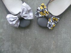 Changeable Shoe Bows