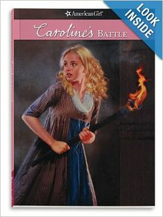 Check out this new American Girl book about Caroline.