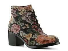 Diba Office Dixie Bootie $49.95 DSW Shoes....Glad to see Tapestry making a comeback!