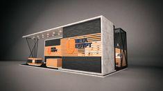 BETA EGYPT Exhibition on Behance