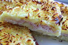 Συνταγές για μικρά και για.....μεγάλα παιδιά: Τούρτα πατάτας!