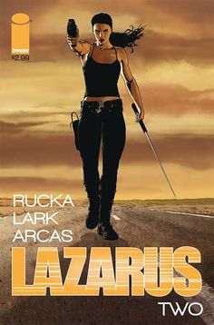 Lazarus #2 - Family, Part Two (Issue)