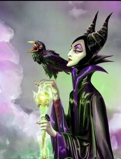 Maleficent. My favorite Disney villan.