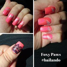 RECENZE: Lak na nehty Foxy Paws