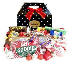 Retro Chocolate Fantasy Gift Box