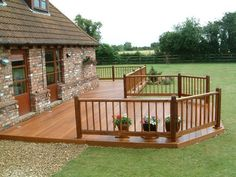 build a low deck on the ground - Google Search