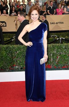 Ellie Kemper - Every Best Dressed Look from the 2017 SAG Awards  - Photos