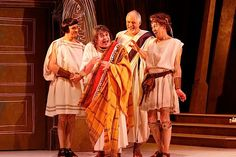 A Funny Thing Happened on the Way to the Forum: As good as it canbe (review)