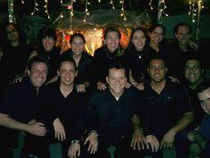 Concierto en la mansión Sagrado Corazón - la Castellana - 2003 - la Sarabanda / Antiguo ensamble Vocal Opencrom