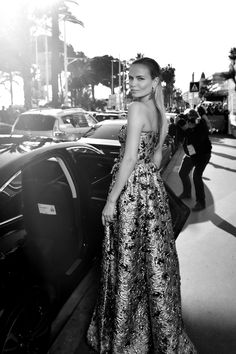 Natasha Poly - Festival de Cannes 2016 Jour 7