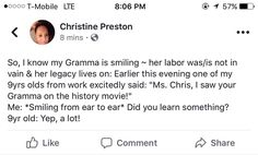 """So I know my Gramma is smiling  her labor was/is not in vain & her legacy lives on: Earlier this evening one of my 9yrs olds from work excitedly said: """"Ms. Chris I saw your Gramma on the history movie!"""" Me: Smiling from ear to ear Did you learn something?  9yr old: Yep a lot! #DollyMillender #Historian #Author #Librarian #Politician #Activist #Educator #Soror #Gramma #MyHeart #BlackWomen #BlackGirlMagic #Melanin #MelaninMagic"""