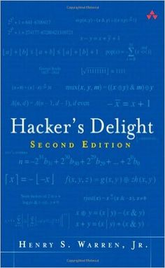 Hacker's Delight (2nd Edition): 9780321842688: Computer Science Books @ Amazon.com