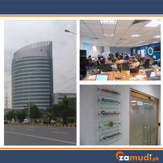 Here is a glimpse of our office at Arfa software technology park (Lahore), where we strive to help you find the properties you are searching for. :)