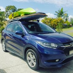 #Henry #honda #hrv all packed for a day on the #water #supboarding #sup #standuppaddleboard #currumbin #currumbinbeach #goldcoast #exercise #fitness #funinthesun #fitspo #fitnessjourney #followmyjourney #healthy by anniedart http://ift.tt/1X9mXhV