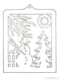Christmas stencils to cut out of paper on the windows: 24 thousand images found in Yandeks. Kirigami, Christmas Paper, Christmas Projects, Paper Cutting Patterns, Pattern Paper, Paper Cut Design, Christmas Templates, Christmas Stencils, Scroll Saw Patterns