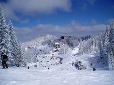 Jahorina mountain, Sarajevo, Bosnia and Hercegovina Snowboarding, Skiing, Day And Time, Bosnia And Herzegovina, Mount Everest, Vacation, Mountains, Sarajevo Bosnia, Country
