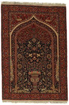 Qashqai Persian Carpet 205x135  A-Quality Antique Carpet  www.carpetu2.com