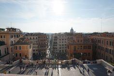 Rome Roma Italy Italia Travel Spanish steps Rome, Spanish, Street View, Travel, Italia, Viajes, Spanish Language, Destinations, Traveling