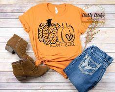 Vinyl Shirts, Tee Shirts, Cheetah Print Shirts, Leopard Shirt, Autumn T Shirts, Hello Autumn, S Shirt, Personalized T Shirts, Halloween Shirt