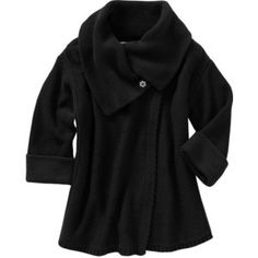 Old Navy Clothing for Women | Old Navy Women's Shawlcollar Sweater Jackets - Polyvore
