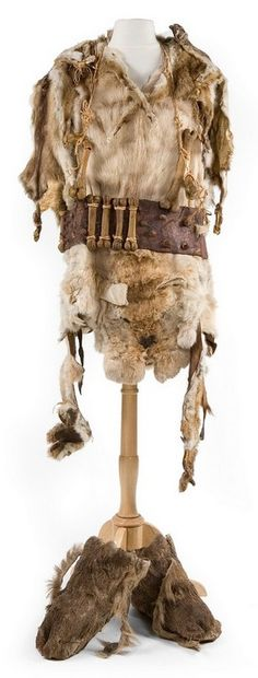 How our ancestors dressed