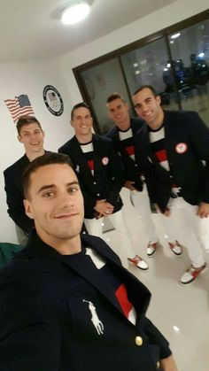 Men's Gymnastics Team