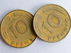 «Hat mal jemand 20 Pfennig?» - Ausgestorbene Sprüche