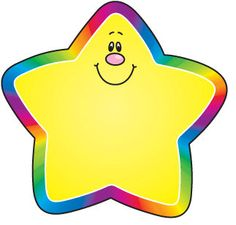#CDWishList Star with Rainbow Notepad - Carson Dellosa ...