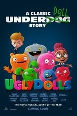 """Your family will love """"UGLYDOLLS'"""" STXfilms' new animated musical adventure starring the acting and singing voices of Kelly Clarkson, Nick Jonas, Janelle Monáe, Blake Shelton and … Hd Movies, Movies Online, Movies And Tv Shows, Movie Tv, Movie Theater, Horror Movies, Film Online, Theatre, Amazon Movies"""